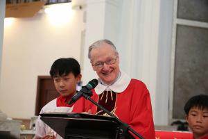 Fr Dennis Hanly June 2014