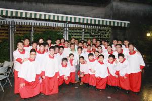 SMC altar servers 1