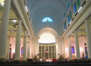 St. Margaret Mary interior 1