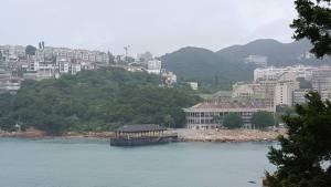 Stanley harbor view