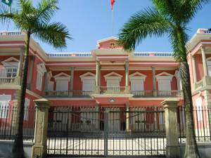 Colonial Government House, Macau