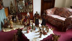 Fr Sean's Nativities 2