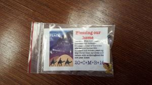 Home Blessing packets