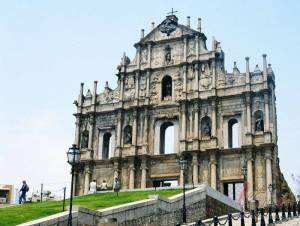 St Paul's Church Macau