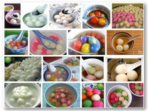 Tangyuan pictures from Google Dongzhi festival