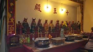 Buddhist scenes 5