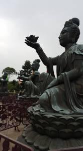 Buddhist scenes 7