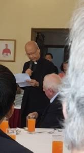 Cardinal Tong's celebration 9
