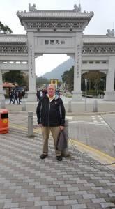 Visiting Lantao and Buddhist monastery