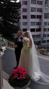 Wedding Here come the Bride