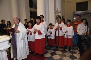 Easter 2016 - Baptismal Liturgy
