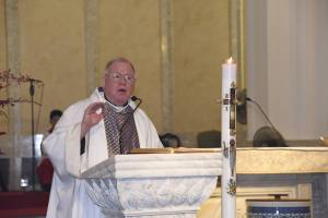 Easter 2016 - singing parts of the homily