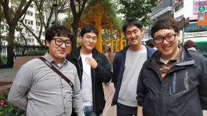 Korean seminarians 2